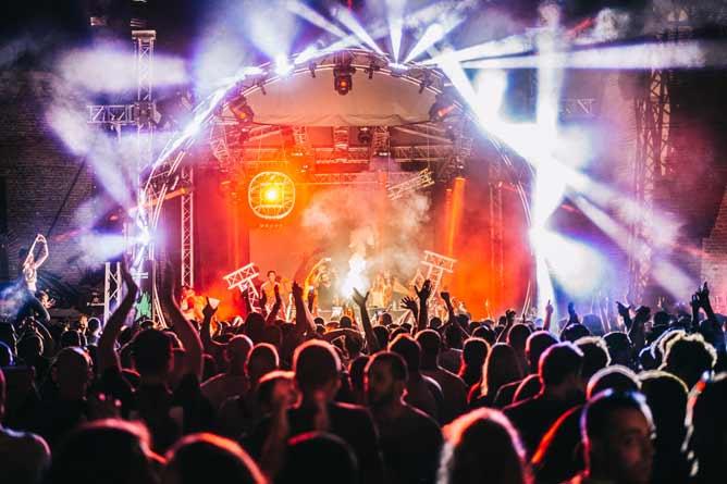 6000 posetilaca otvorilo Kalemegdan Summer Festival! | Beograd | 2015