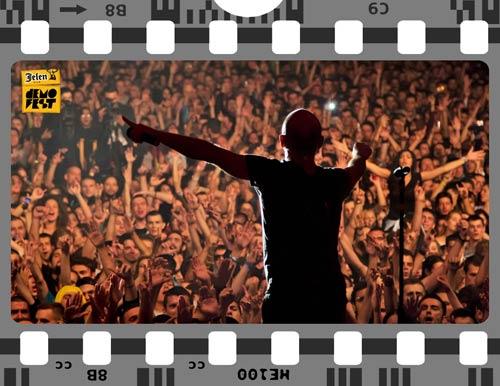 Jelen Demofest i Krakofil Plus: Konkurs za kreiranje i produkciju kratkih filmova na temu muzike!
