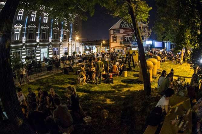 SAVAMALA među 12 najboljih i najuzbudljivijih kvartova u Evropi! | Photo by Luka Trajkovic