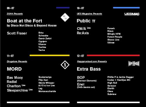 Klub 20/44 pokreće ovogodišnju No Sleep Novi Sad binu na Exitu | EXIT 2015