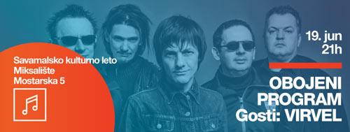 OBOJENI PROGRAM obeležava 35 godina postojanja velikim beogradskim koncertom! | Miksalište 2015