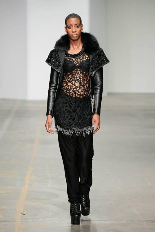 Fashionclash: Naša mlada kreatorka Zorica Jadranski oduševila publiku u Holandiji