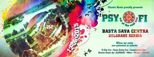 Psy-Fi Festival Promo Party! 2 jezera, 6 plaža, 2 ostrva i 4 stejdža! | Psy Trance | Bašta Sava Centra