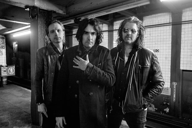 THE JON SPENCER BLUES EXPLOSION | Photo by Micha Warren