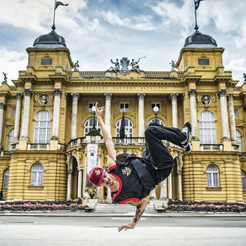GOOFY: Njegova životna emocija je DANCE! | Miroslav Balog | Intervju | Izaberi svoju Tuborg boju | Srbija |