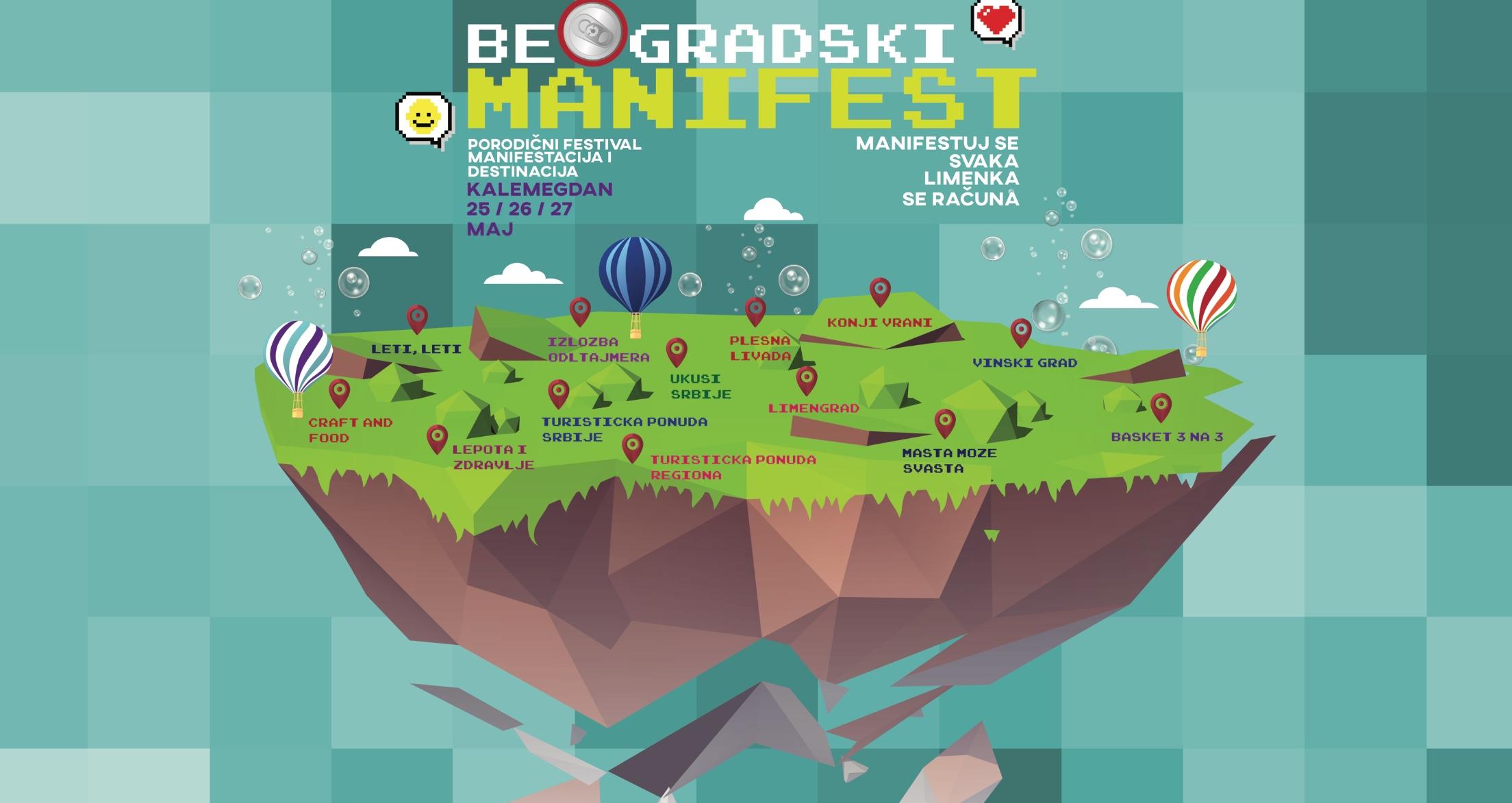 Beogradski Manifest 2018