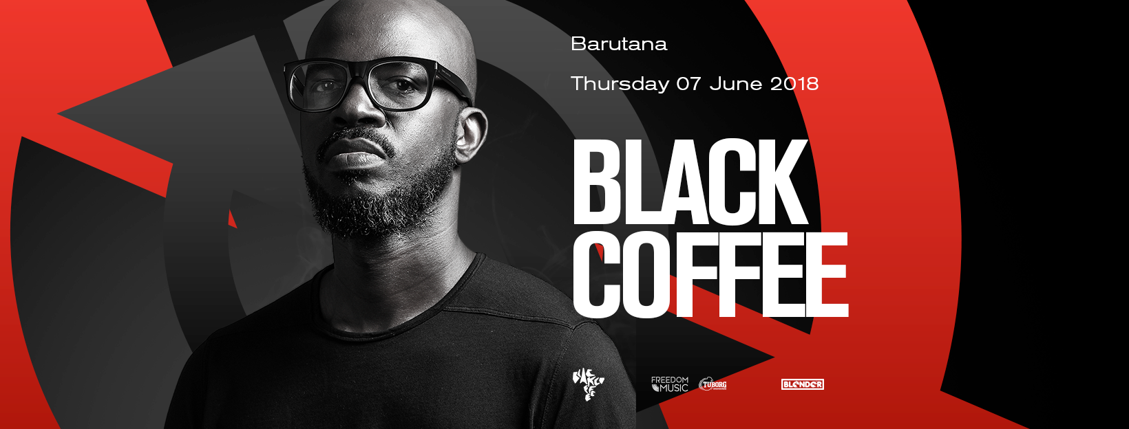 Black Coffee, Barutana