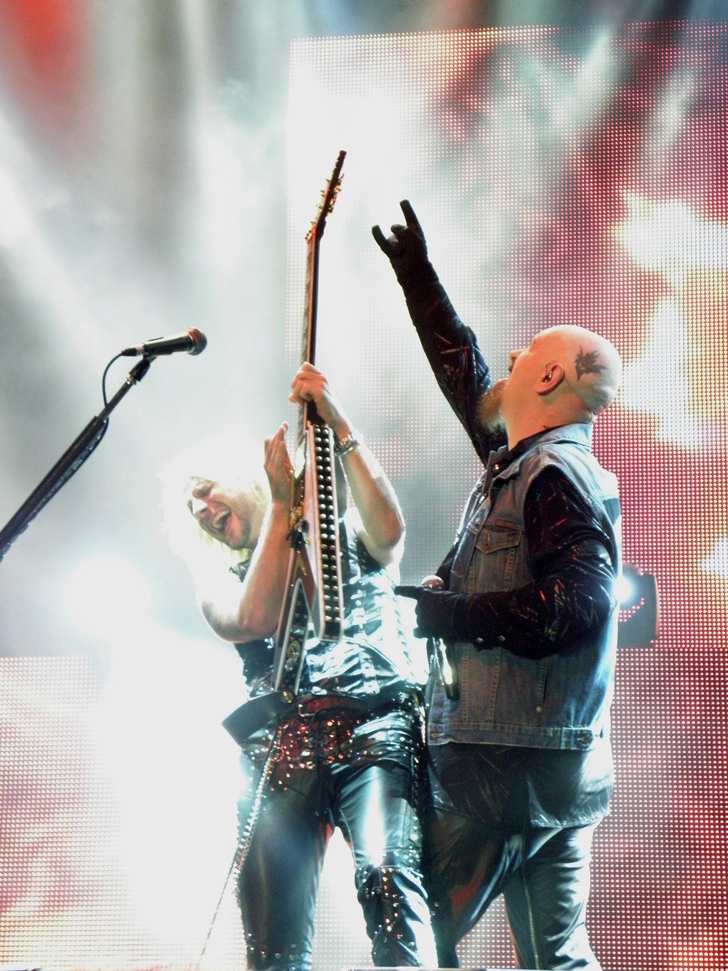 Anamarija Vartabedijan, Judas Priest