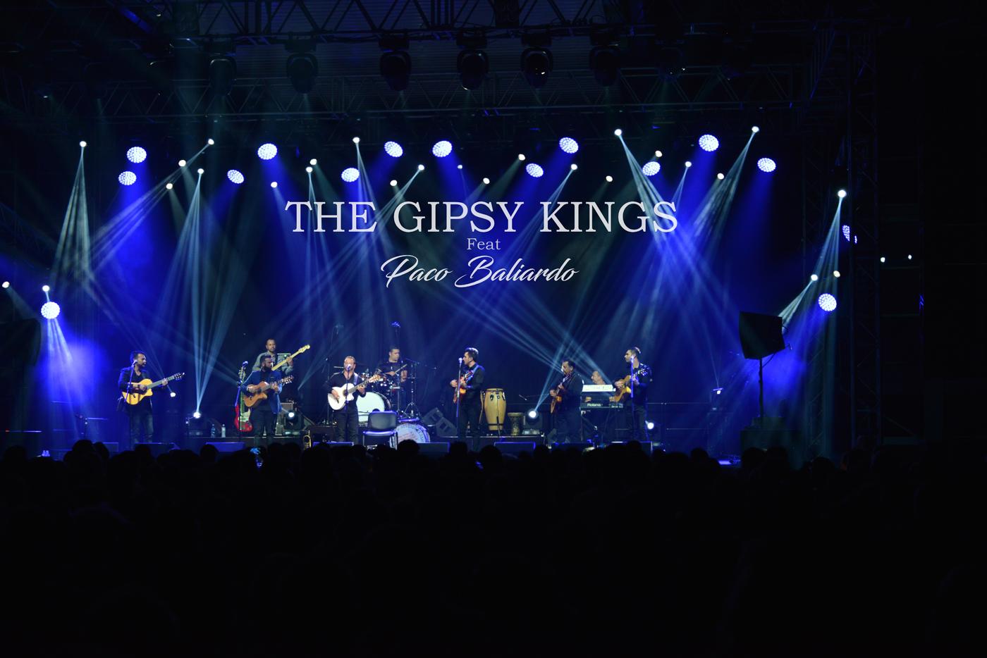 Gypsy Kings, Nišville 2018.