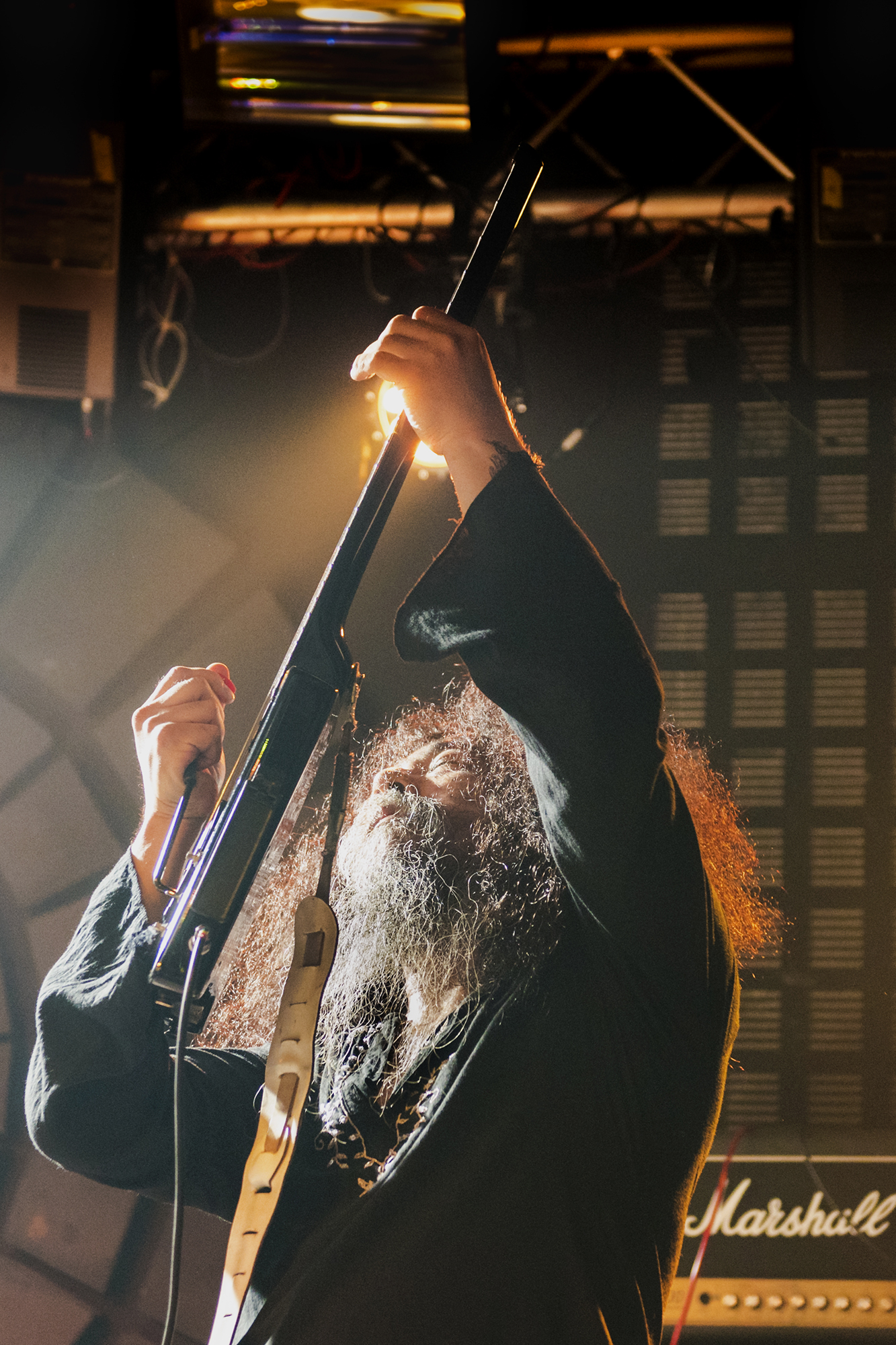 Nemanja Djordjevic, Acid Mothers Temple & The Melting Paraiso U.F.O