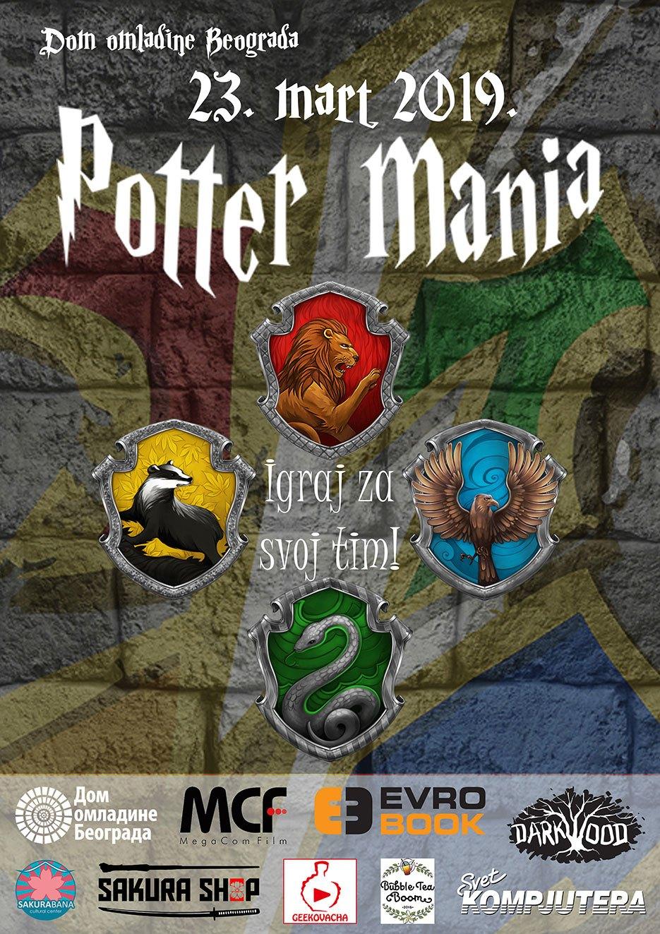 Pottermania