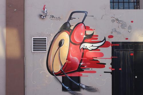Piros grafit Savamala