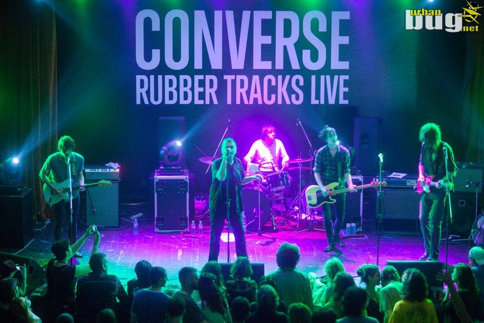 CONVERSE RUBBER TRACKS LIVE | Photo by Ana Paunković