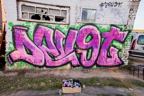 Festival DEV9T! | Devet favela umetnosti! | Stvaraj dalje! | Stara Ciglana | Beograd | 2015 | Photo by Magdalena Stanković