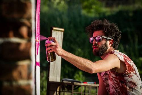 Festival DEV9T! | Devet favela umetnosti! | Stvaraj dalje! | Stara Ciglana | Beograd | 2015 | Photo by Vladimir Jević