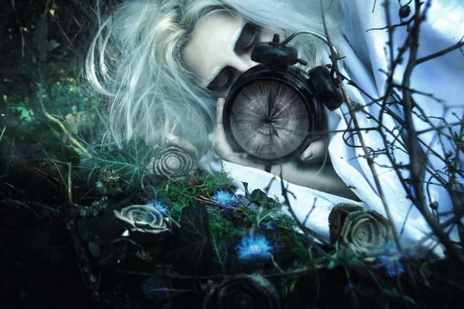 Fantastična književnost okom foto-kamere | Edvard Molnar | Alisa u zemlji čuda
