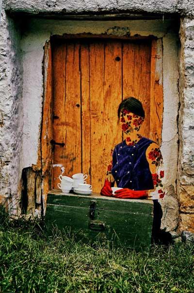 Fantastična književnost okom foto-kamere | Milana- Videnov | Nevidljiivi covek