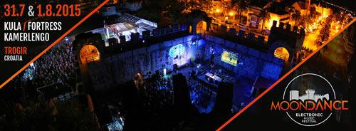 Moondance festival 2015: Veliki dan za sve technoljupce!   Trogir   Hrvatska   2015