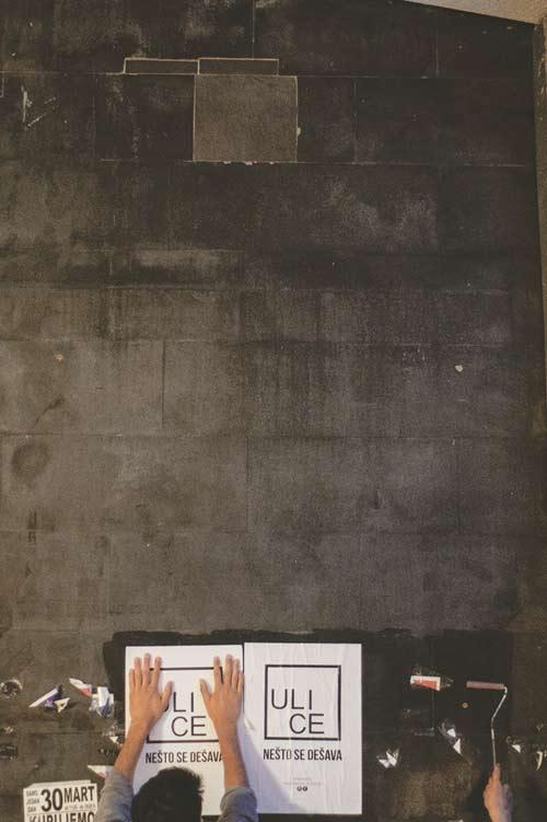 NEŠTO SE DEŠAVA: Prva samostalna izložba fotografija kolektiva ULICE FOTOGRAFIJA | SKCNS Fabrika, Novi Sad