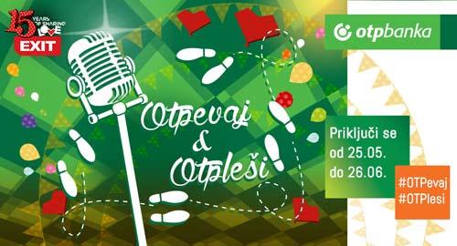 EXIT Festival 2015: OTPali u najluđu letnju avanturu! | OTP Banka