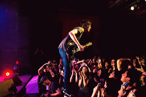 Publika u Kini oduševljena Repetitorom! Foto by Nikodijević Nikola