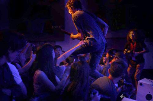 Publika u Kini oduševljena Repetitorom! Foto by Ryuzaki L Lee