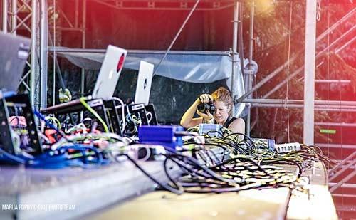Ružica Milovanović | EXIT festival | Izaberi svoju Tuborg boju | Srbija