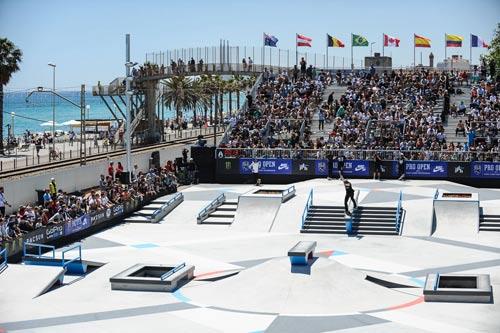 MONSTER ENERGY vozač NYJAH HUSTON osvojio Street League Skateboarding finale u Barseloni!   2015