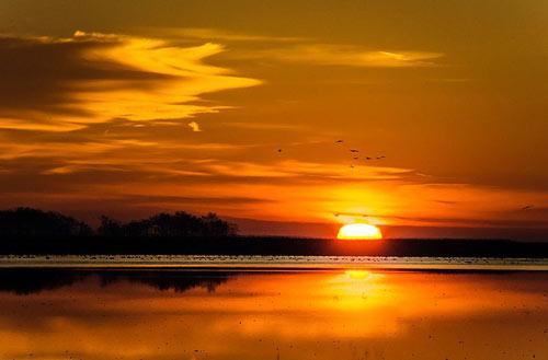 Slano kopovo Izlazak sunca | Photo by Goran Dobožanov