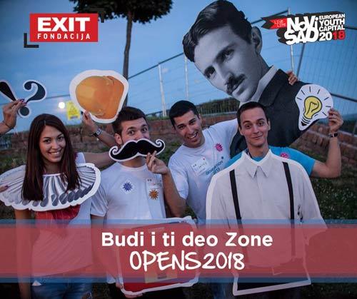 EXIT FONDACIJA: Otvoren konkurs za Exitov NGO sajam!   Novi Sad - Omladinska Prestonice Evrope 2018