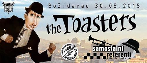 The Toasters: Svetska ska atrakcija za završetak Vračar Rocks koncertne sezone! | Božidarac