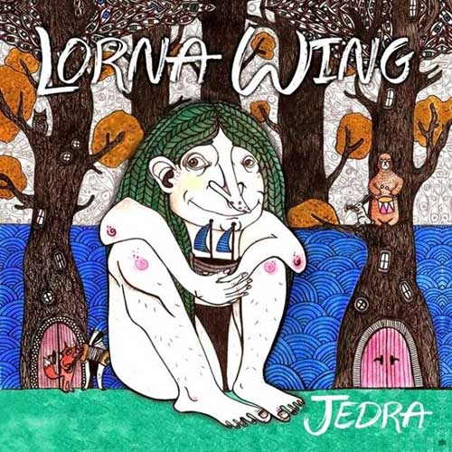 LORNA WING CD JEDRA / MASCOM RECORDS