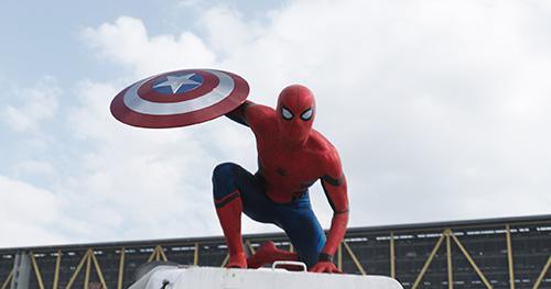 Spiderman: Captain America Civil War