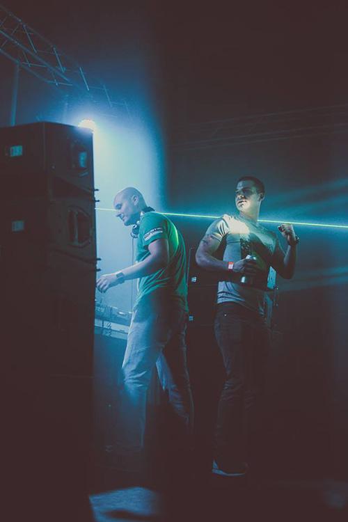 Concrete DJz: Luka i Bojan