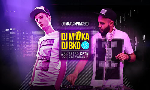KPTM: DJ Moooka i DJ BKO