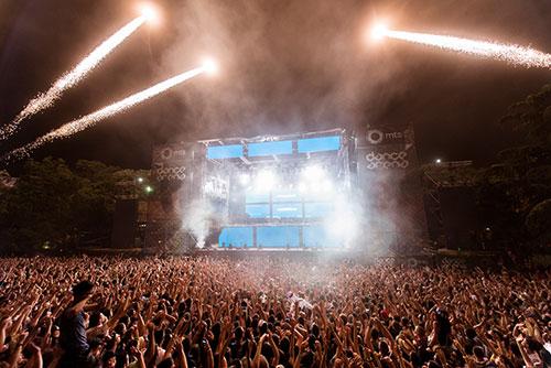 Exit festival: Dance arena / Foto: Bernard Bodo