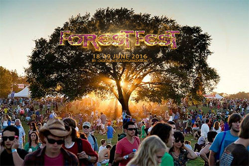 Forest Fest Serbia 2016