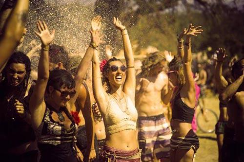 Kalemegdan Summer Festival: Dnevni rejv
