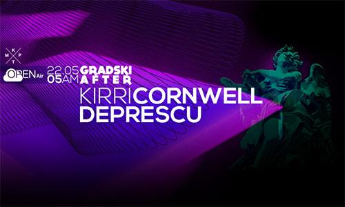 KPTM bašta: Kirri Cornwell i Deprescu