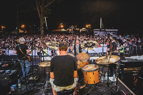 Lake Fest: Pankrti / Foto: Marko Ristić