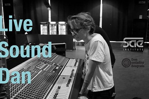 Live Sound Dan