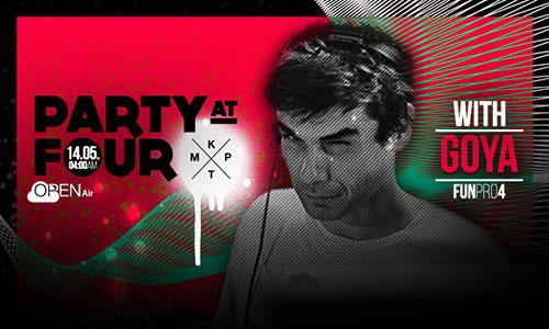 DJ Goya u KPTM-u