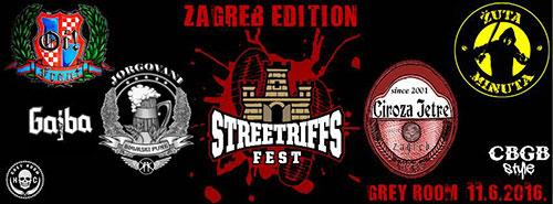 Streetriffs festival zagrebačko izdanje