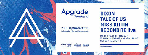 Apgrade Weekend