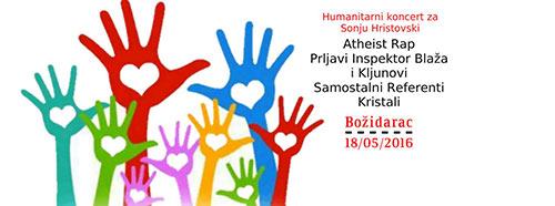 Humanitarni koncert za Sonju u Božidarcu