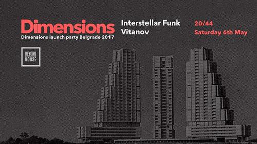 Beogradsko zagrevanje za Dimensions festival