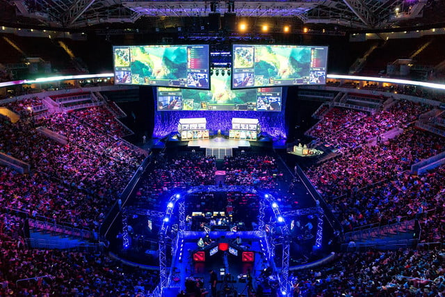 The International turnir / Foto: The International Dota 2 Flickr