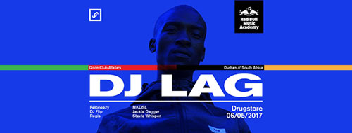 RBMA Night - DJ Lag