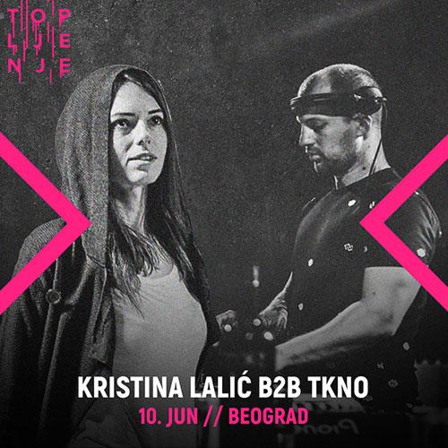 Topljenje - Kristina Lalić b2b TKNO