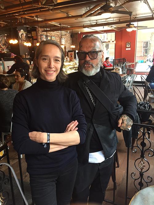 Ljudmila Stratimirović i Sven Maquardt